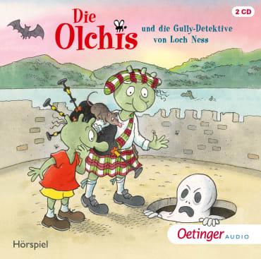 Die Olchis und die Gully-Detektive von Loch Ness, 9783837311204