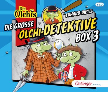 Die große Olchi-Detektive-Box 3, 9783837311211