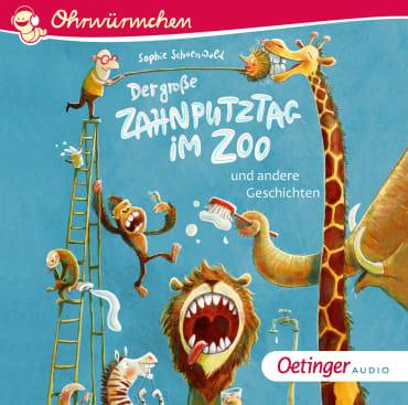 Der große Zahnputztag im Zoo, 9783837311259