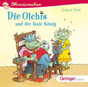 Die Olchis und der faule König, 9783837311242