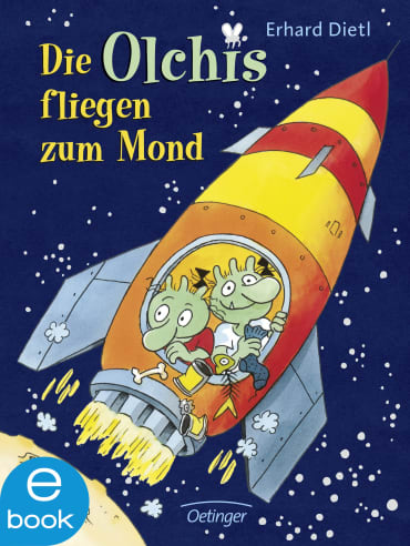 Die Olchis fliegen zum Mond, 9783862741885