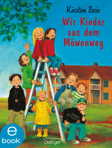 Wir Kinder aus dem Möwenweg, 9783862740635