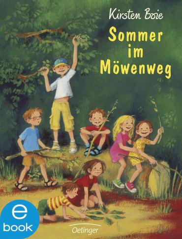 Sommer im Möwenweg, 9783862740642