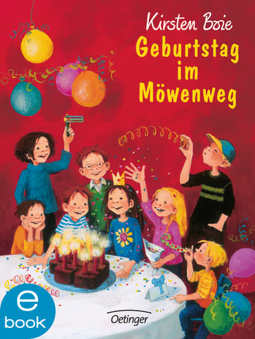 Geburtstag im Möwenweg, 9783862740659