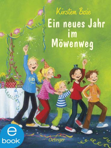 Ein neues Jahr im Möwenweg, 9783862740673