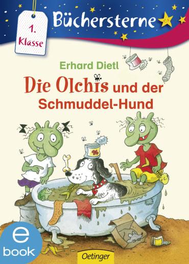 Die Olchis und der Schmuddel-Hund, 9783862744176