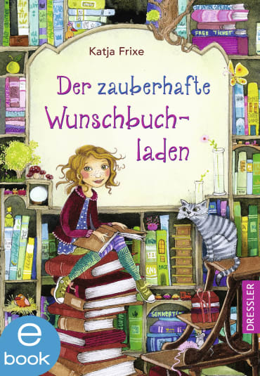 Der zauberhafte Wunschbuchladen, 9783862720279