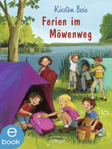 Ferien im Möwenweg, 9783862741380