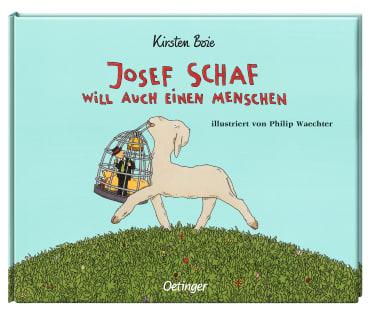 Josef Schaf will auch einen Menschen, 9783789113840
