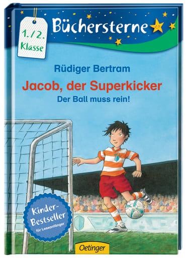 Jacob, der Superkicker, 9783789112492