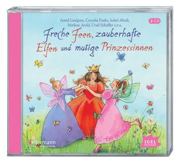 Freche Feen, zauberhafte Elfen und mutige Prinzessinnen, 9783893533183