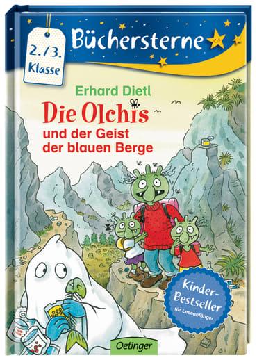 Die Olchis und der Geist der blauen Berge, 9783789107580