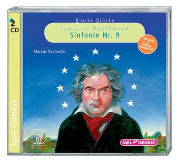 Starke Stücke. Ludwig van Beethoven: Sinfonie Nr. 9, 9783893533367