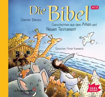 Die Bibel. Geschichten aus dem Alten und Neuen Testament, 9783893533169