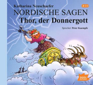 Nordische Sagen. Thor, 9783893533282