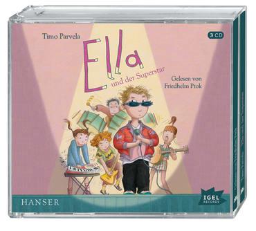 Ella und der Superstar, 9783893533305
