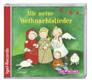Alle meine Weihnachtslieder, 4013077992280