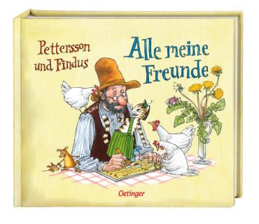 Pettersson und Findus. Alle meine Freunde, 4260512180393