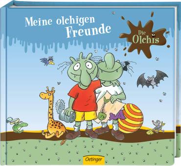Olchi Freundebuch, 4260512180379