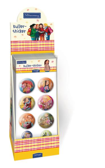 Möwenweg Display Sticker24er VE, 4260160899067
