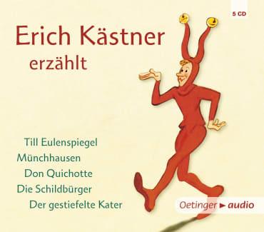 Erich Kästner erzählt, 9783837310450