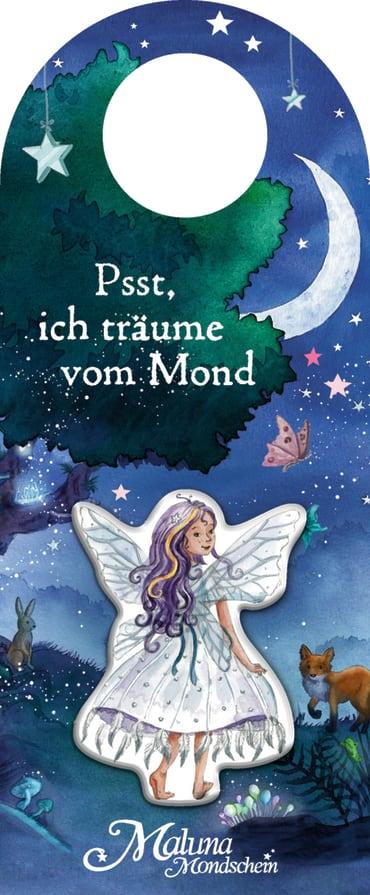Maluna Mondschein Schimmerflimmer Leucht-Maluna, 4260160881451