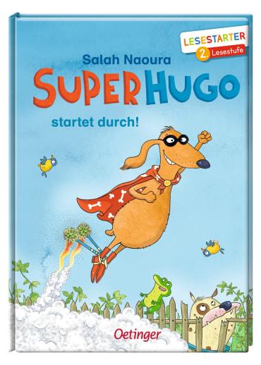 Superhugo startet durch!, 9783789112669