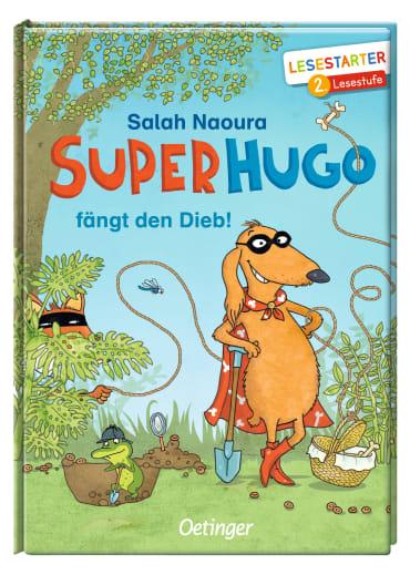 Superhugo fängt den Dieb!, 9783789112720