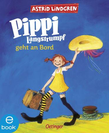 Pippi Langstrumpf geht an Bord, 9783960521143
