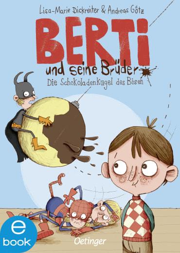 Berti und seine Brüder 1, 9783960521426