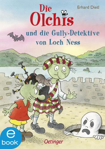 Die Olchis und die Gully-Detektive von Loch Ness, 9783960521457