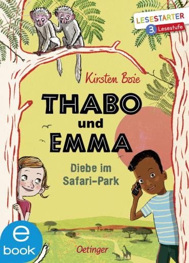 Thabo und Emma 1, 9783960521563