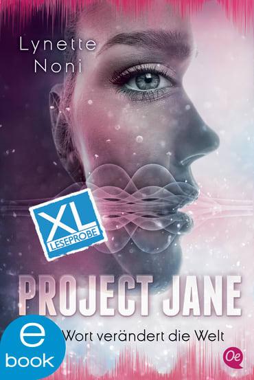Project Jane 1. XL Leseprobe, 9783864180903