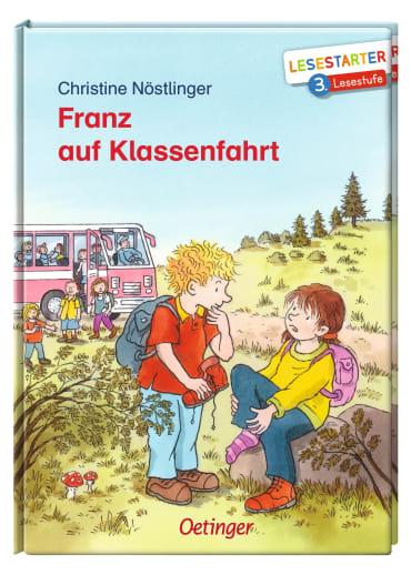 Franz auf Klassenfahrt, 9783789113901