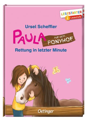 Paula auf dem Ponyhof, 9783789113918