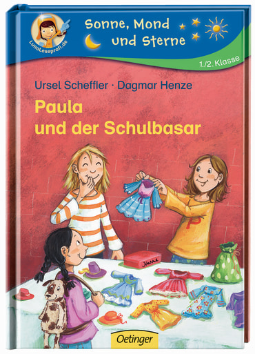 Paula und der Schulbasar, 9783789111990