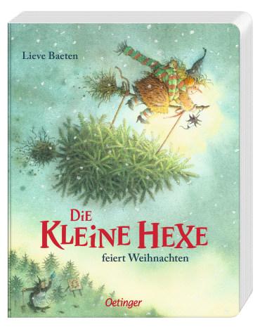 Die kleine Hexe feiert Weihnachten, 9783789176326
