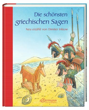 Die Schönsten Griechischen Sagen Verlagsgruppe Oetinger