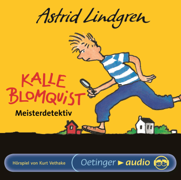 Kalle Blomquist Meisterdetektiv, 9783837301847