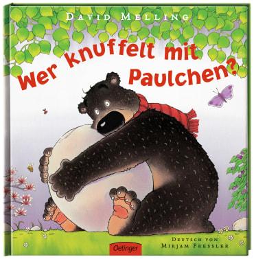 Wer knuffelt mit Paulchen?, 9783789168796