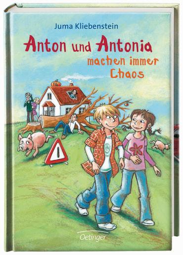 Anton und Antonia machen immer Chaos, 9783789140471