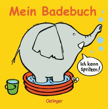 Mein Badebuch, 9783789175350
