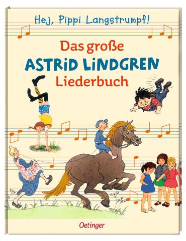 Hej, Pippi Langstrumpf!, 9783789141621