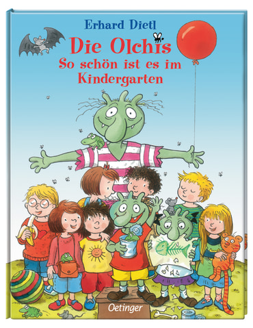 Die Olchis So schön ist es im Kindergarten, 9783789164200