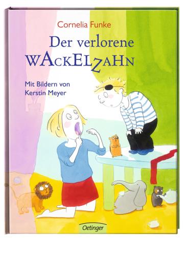 Der verlorene Wackelzahn, 9783789165139
