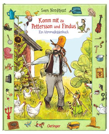 Komm mit zu Pettersson und Findus!, 9783789169458