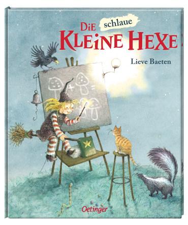 Die schlaue kleine Hexe, 9783789163401