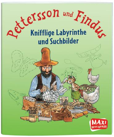 Pettersson & Findus, 9783770775552