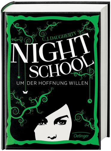Night School 4, 9783789133367