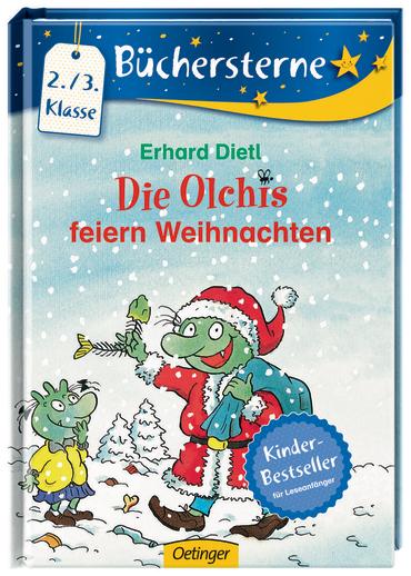 Die Olchis feiern Weihnachten, 9783789123603